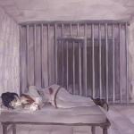 Olympe prisonnière - par Dess